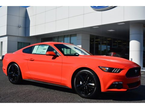 Cloninger Ford Salisbury >> New 2015 Ford Mustang EcoBoost Premium Coupe for Sale ...