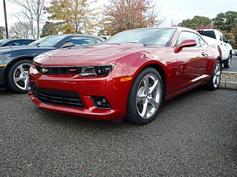 Chevrolet Camaro SS/RS Coupe