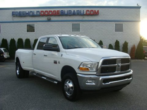 Dodge Ram 3500 HD SLT Crew Cab 4x4 Dually