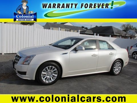 Cadillac CTS 4 3.0 AWD Sedan