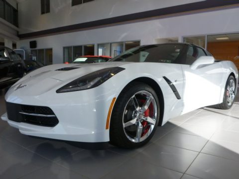 Chevrolet Corvette Stingray Coupe