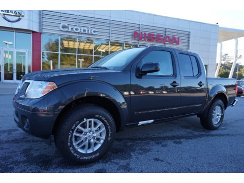 new 2015 nissan frontier sv crew cab for sale stock. Black Bedroom Furniture Sets. Home Design Ideas