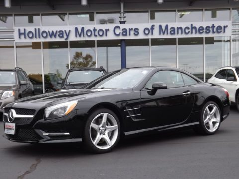 New 2015 Mercedes Benz Sl 550 Roadster For Sale Stock