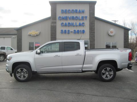 Chevrolet Colorado LT Crew Cab 4WD
