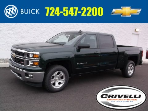 New 2015 Chevrolet Silverado 1500 Ltz Z71 Crew Cab 4x4 For Sale