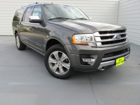Ford Expedition EL Platinum 4x4