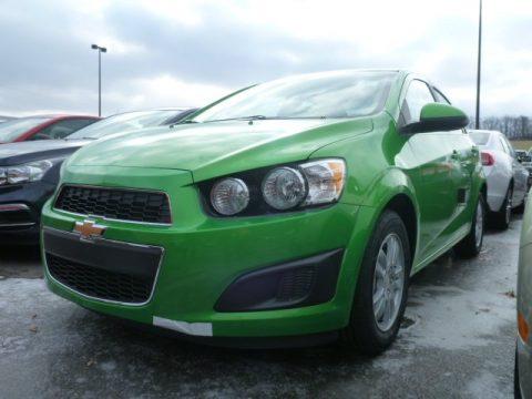 Chevrolet Sonic LT Sedan