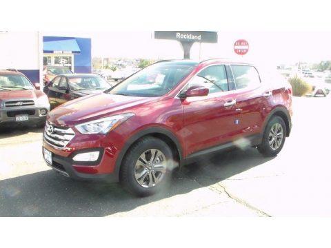 Hyundai Santa Fe Sport 2.4 AWD