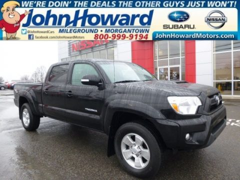 Used 2013 Toyota Tacoma V6 Sr5 Double Cab 4x4 For Sale
