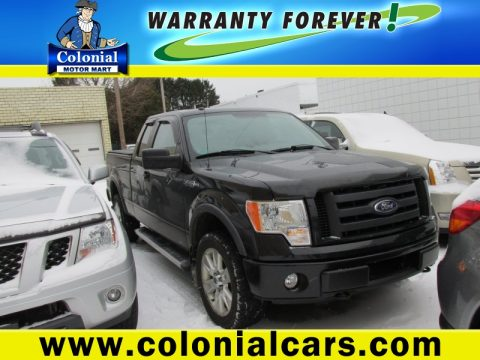 Ford F150 FX4 SuperCab 4x4