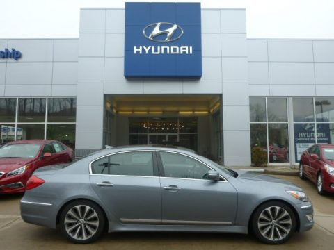 Hyundai Genesis 5.0 R-Spec Sedan
